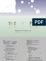 TikZ & PGF Manual (for version 2.00)
