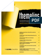 Themelios VOLUME 42 Issue 3 December 2017