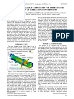 MODELING OF FLEXIBLE COMPONENTS FOR ASSERTING THE STABILITY OF SUPERCONDUCTING MAGNETS