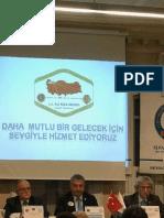 Liay Burslari'nin Dogusu... Genel Yönetmenlerden Anılar - Ali Rıza Değer (2001-2002)
