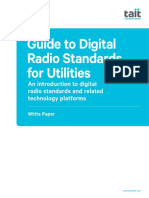 Tait_Guide to Digital Radio Standards for Utilities_V1