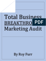 Total Business Breakthrough Marketing Audit (1)