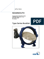 MAMMOUTH Type Series Booklet
