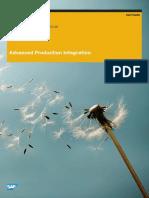 Advanced Prod Integration