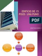6. EDIFICIO de 15 PISOS-resumen Video Ely Condori