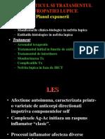 Caz Clinic - Nefropatia Lupică