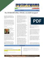 Bollettino Elettronico d'Informazione Interattivo del SDM - Ago 2010
