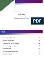 Comprehensive Pack Hospitals
