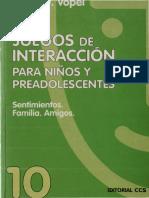 Juegos de Itneraccion Para Niños y Preadolescentes - Klaus Vopel -Es Scribd Com 92