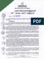 Rdr 1502-2017 Plan de Recuperación