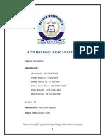 Aba Report