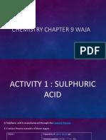 Chemistry Chapter 9 Waja