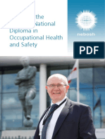 Nebosh National Diploma Occupational Health Safety Guide