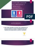 Capacitacion Prevencion CA Seno_prostata