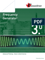 Variable Frequency Generator