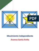 Avanza Santa Anita