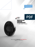 Drum Charger Press Kit EICMA ITA