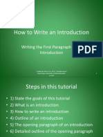 How to Write an Introduction-The First Paragraph_tcm18-117650