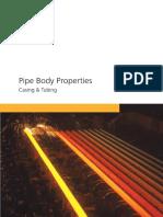 Tenaris Pipe Body Properties