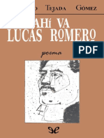 Tejada Gomez Armando - Ahi Va Lucas Romero