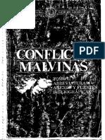 Conflicto Malvinas - Informe Oficial. Tomo II