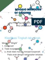 Pharmacologic Management (Prima)