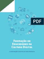Formação de Educadores Na Cultura Digital