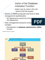 Database Administration Part02
