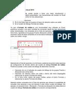 Formato de Celdas en Excel 2013