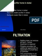 Ro Water Purifier Home in Dubai