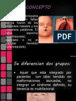 LABIO Y PALADAR ENDIDO +ARTRESIA ESOFAGICA