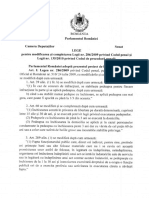 Proiect PSD de modificare a  Codului Penal - limita minima a prejudiciului la abuzul în serviciu să fie 200.000 de euro
