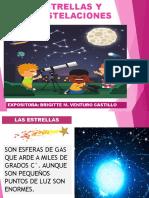 PPT Las Estrellas y Las Constelaciones