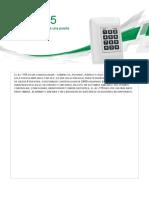 AC 115 Datasheet v00 010412 Spanish A4