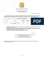 Acta de Aceptacion y Revision de Submittals