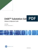 SWM0066 D400 Software Configuration Guide V320 R7