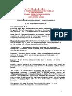 El Conocimiento de Sí Mismo, cómo lograrlo - Hugo Sotelo Huamán, 9°.doc