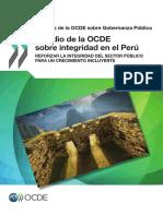 Estudio Ocde Sobre Integridad Peru Es