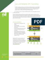 Opc Tunneling Datasheet