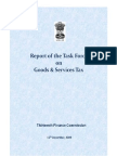 GST Report - Task Force