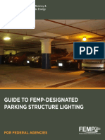 Parking Structure Lighting Guide