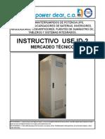 Instructivo USE ID-2 (DPD)