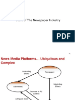 5.3 Newspaper Industry