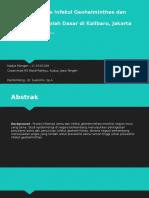 Interaksi antara Infeksi    Geohelminthes dan Asma-1.pptx