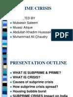 Subprime Cirisis (1)