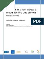 Big Data in Urban Mobility