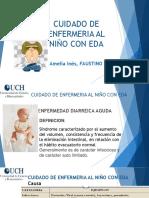 Cuidado de Enfermeria Al Niño Con Eda