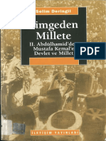 Selim Deringil - Simgeden Millete