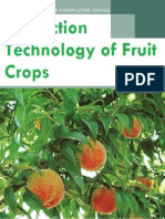 Production Technology of Fruit Crops