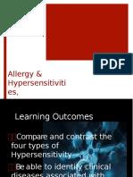 22 Hypersenitivity & Autoimmune